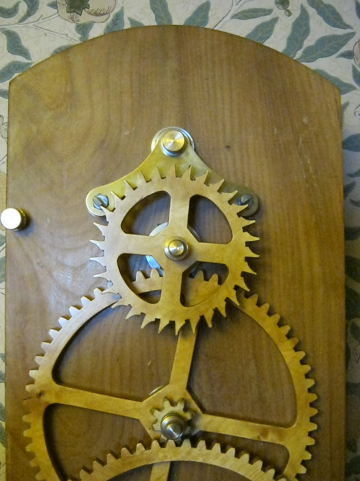 wood escapement plans