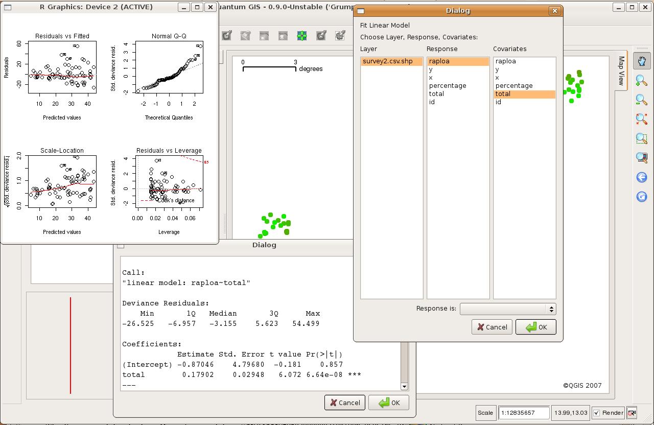 Qgis basic stats plugin ccuart Choice Image