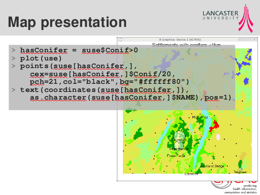 Geospatial Data in R and Beyond